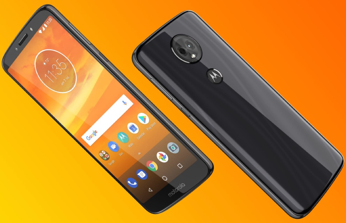 Specificaties gelekt: Motorola Moto E6 met Android Pie in aantocht