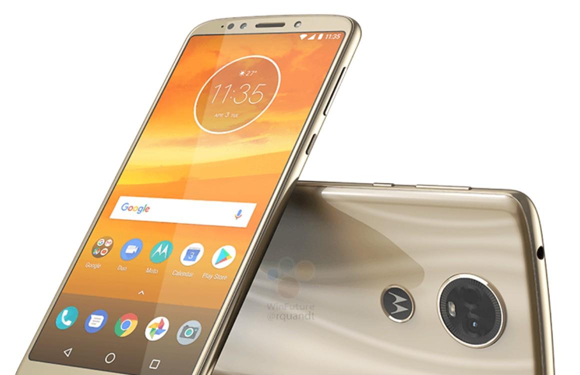 Motorola Moto E5 uitgelekt: budgetsmartphone met groot scherm