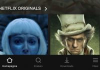 Download: Netflix-app voor Android met nieuw uiterlijk