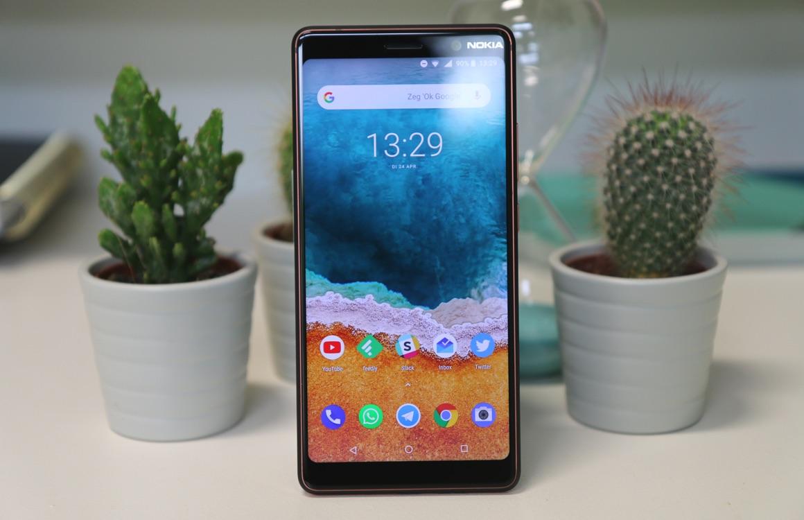 Android 9.0 (Pie) rolt uit voor Nokia 7 Plus