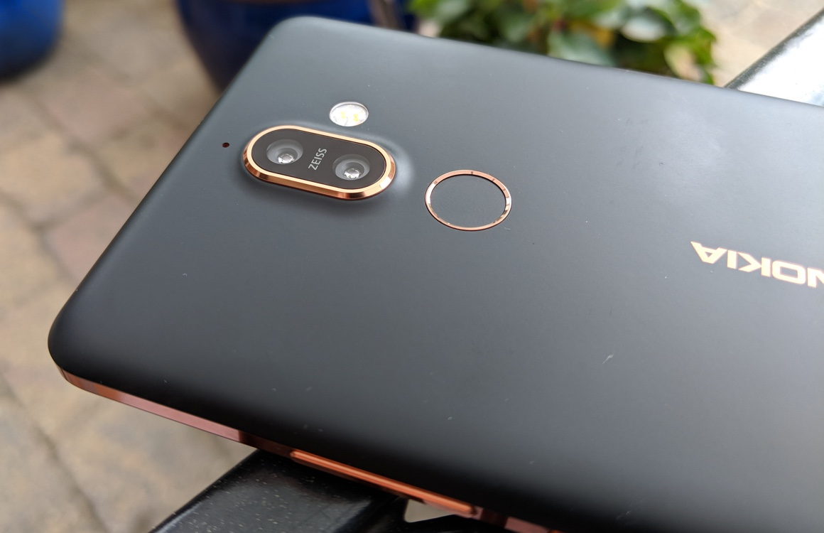 Nokia 7 Plus Android Pie-update