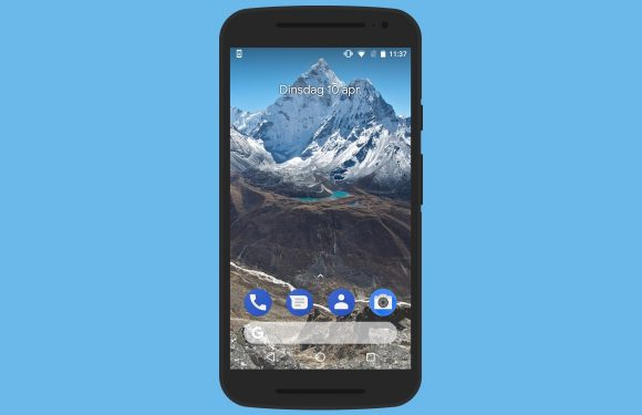Download: Pixel Launcher voor oudere Android-smartphones