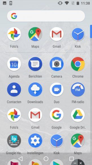 pixel launcher android go