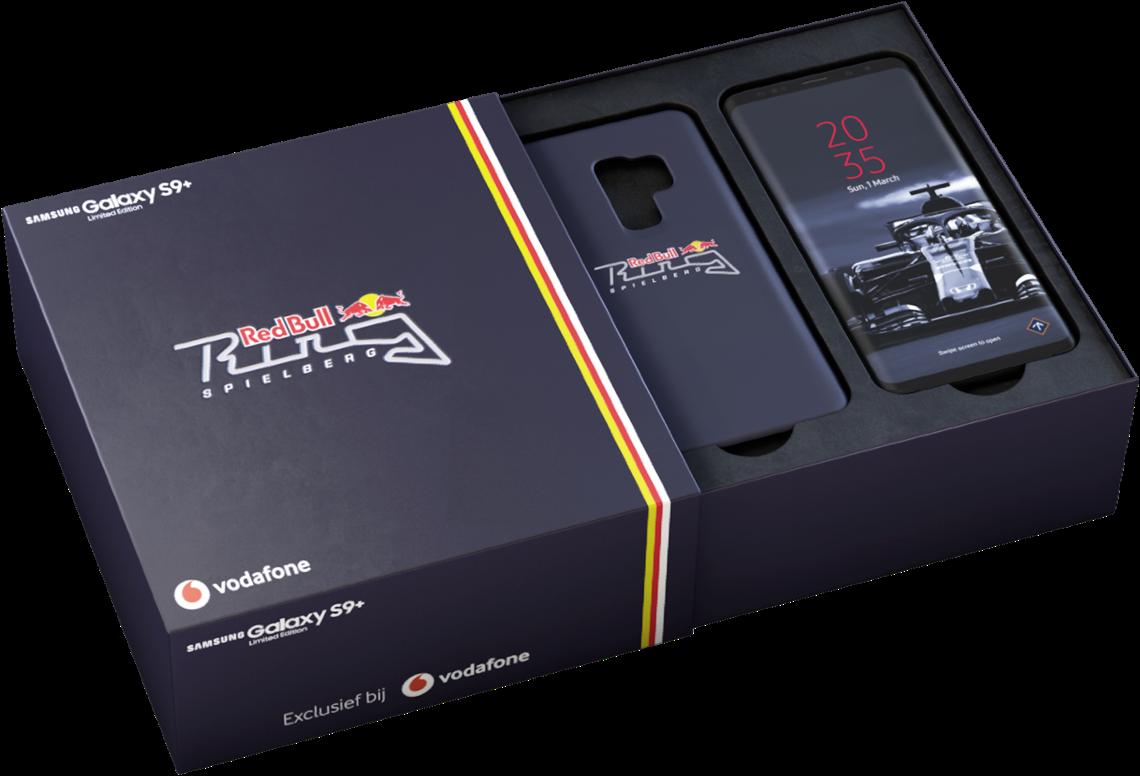 Red Bull Galaxy S9