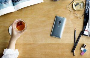 Sony Xperia XZ2 Premium officieel