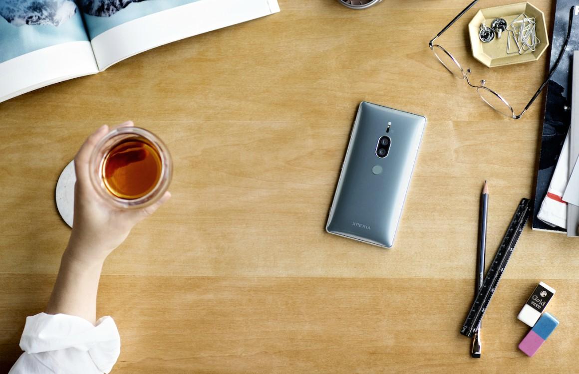 Sony Xperia XZ2 Premium vanaf augustus in Nederland te koop