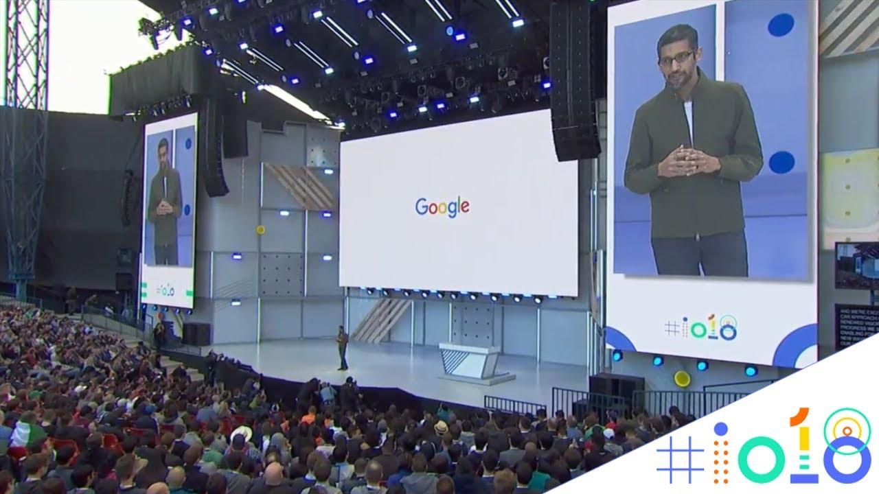 google i/o 2018 opinie