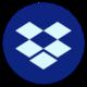 Dropbox-app-icoon