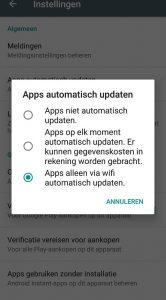 Google Play Store veiligheidstips