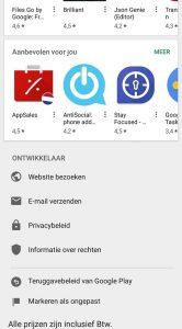 Google Play Store veiligheidstips 3