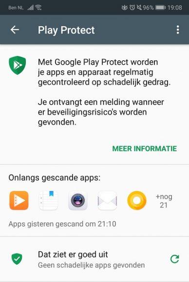 Google Play Store veiligheidstips 7