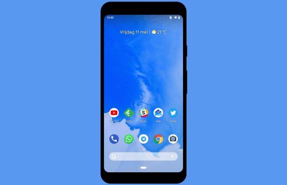 Uitleg: zo werkt de nieuwe gebarenbediening van Android Pie