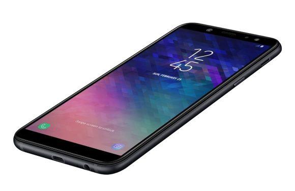 Samsung onthult Galaxy A6 en A6 Plus: randloos scherm, Bixby en meer