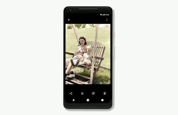 Zo gaat Google Foto's je foto's automatisch verbeteren