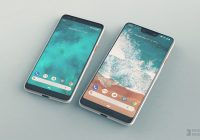 'Foto Google Pixel 3 XL-prototype toont nieuw design met notch'