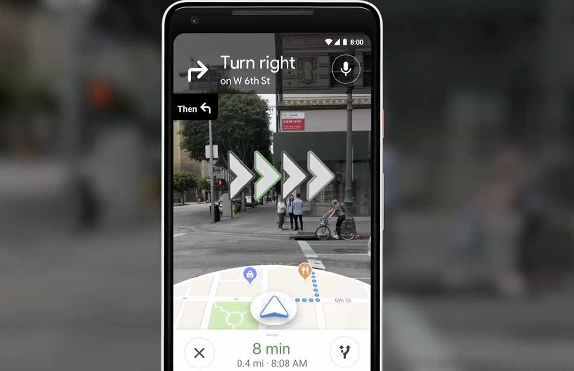 Waarom het logisch is dat Google aan een zelfstandige AR-bril werkt