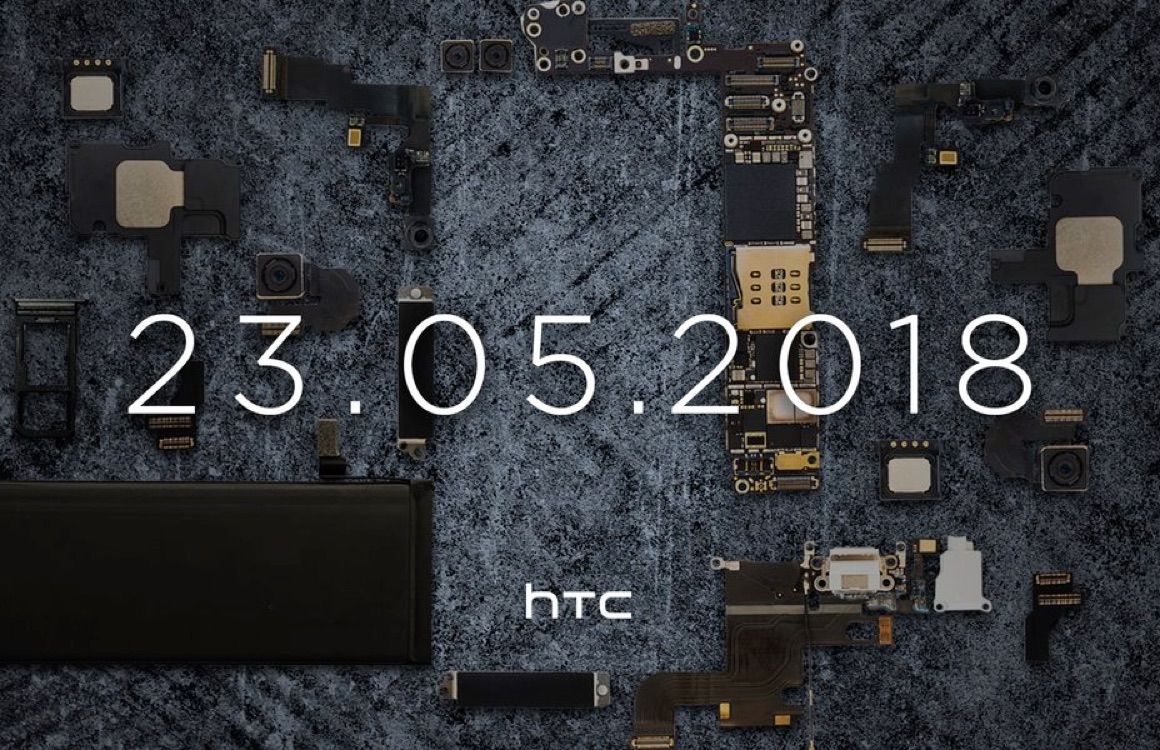 HTC presenteert U12 Plus waarschijnlijk op 23 mei