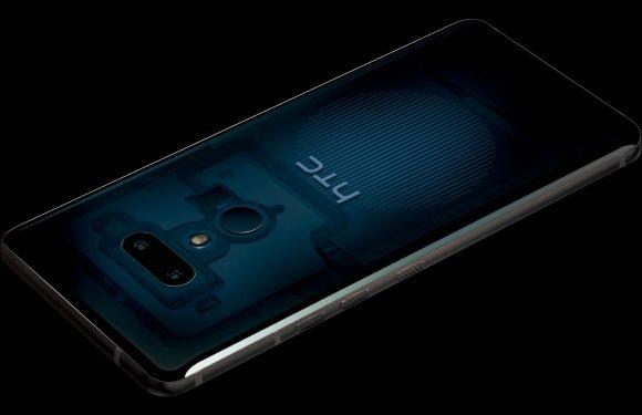 HTC U12 Plus met knijpgevoelige rand nu in Nederland te koop
