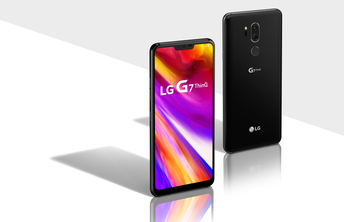 lg g7 thinq officieel