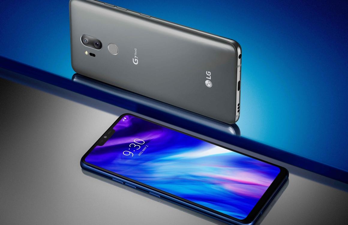 LG loopt achter: Android Pie-updates verschijnen pas later in 2019