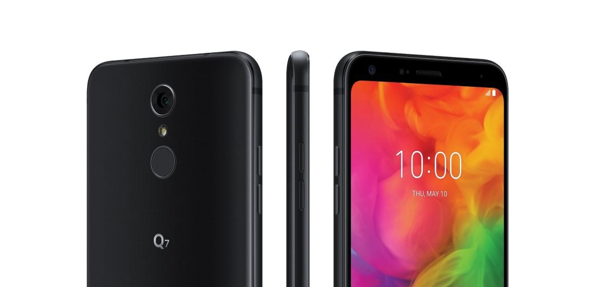 LG Q7 officieel