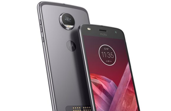 'Specificaties en features Motorola Moto Z3 Play gelekt'
