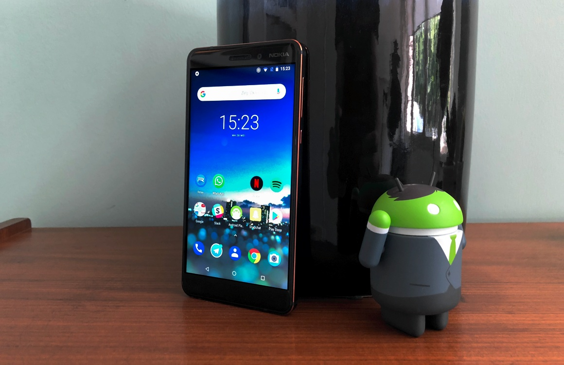 Nokia 6 (2018) review