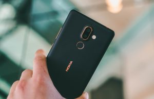 Nokia 7 Plus stevigheid