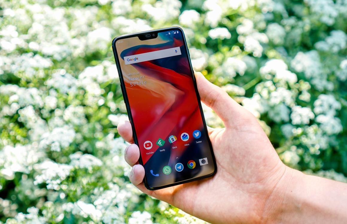 OnePlus 6(T) krijgt eind deze maand Android 10-update, 5(T) moet wachten tot volgend jaar