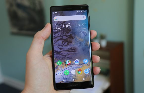 Sony geeft smartphones mogelijk een nieuwe Android-skin