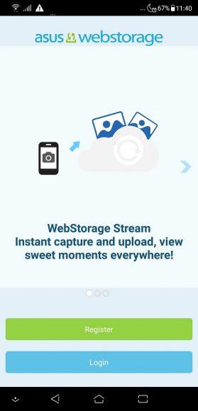 Asus Zenfone 5 review asus webstorage