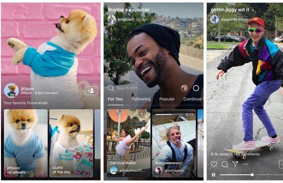 IGTV is Instagrams antwoord op YouTube: dit moet je weten