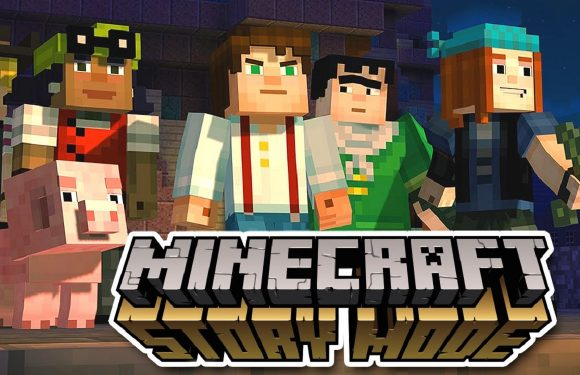 Netflix-games minecraft story mode
