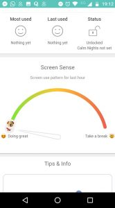 ZenScreen screen 2