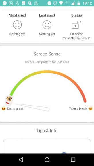 ZenScreen screen 2