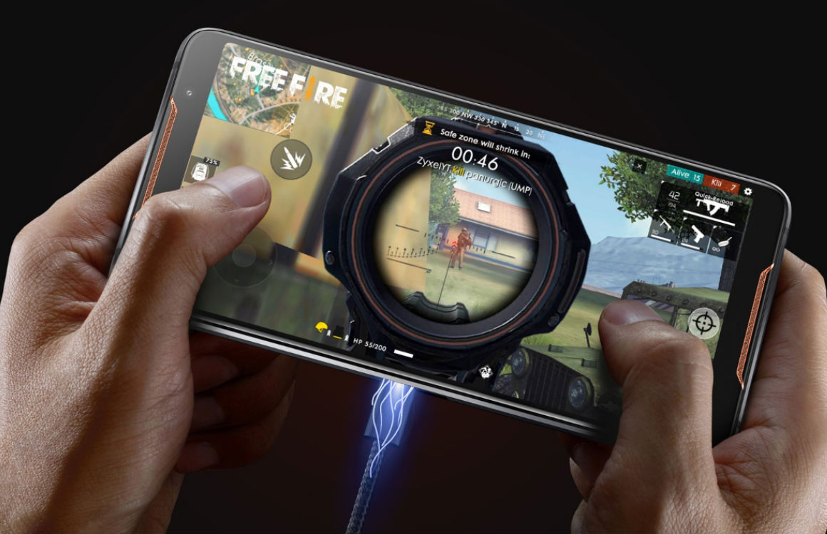 ASUS ROG Phone vanaf 14 november in Nederland voor 899 euro