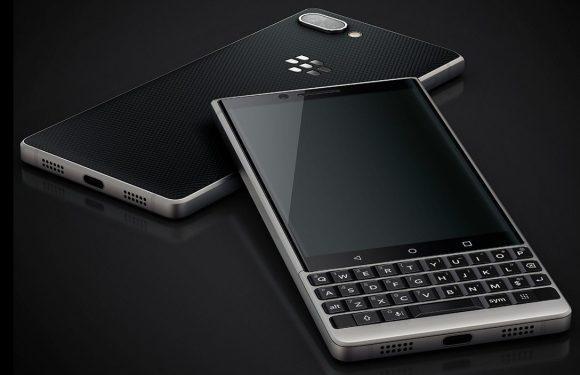 BlackBerry brengt Key2 met fysiek toetsenbord uit in Nederland