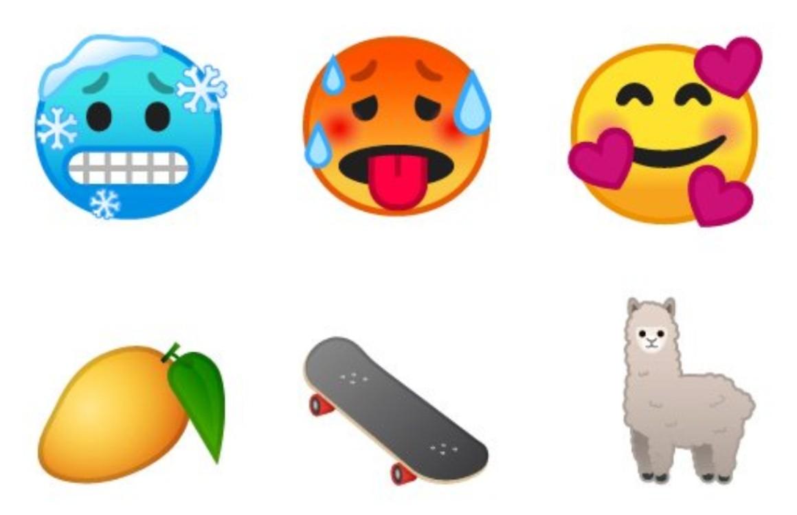 Dit zijn de 157 nieuwe, genderneutrale emoji in Android 9.0