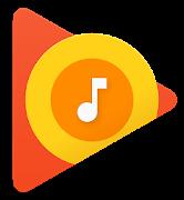 google play music icoon