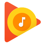 google play music icoon