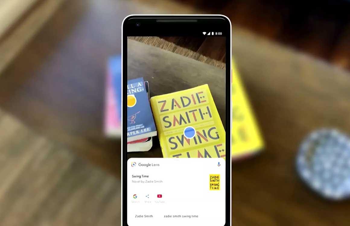 Google Camera Google Lens-update