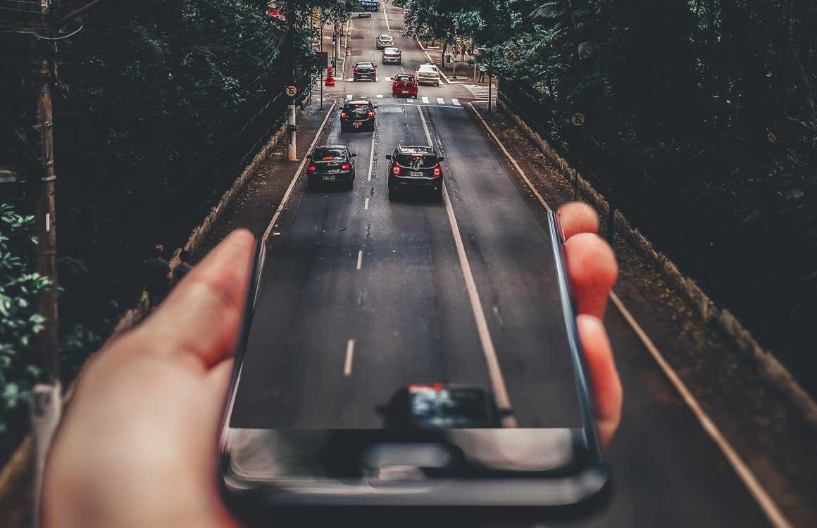 google maps verkeersproblemen