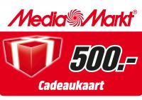 De winnaar van de MediaMarkt cadeaubon is…
