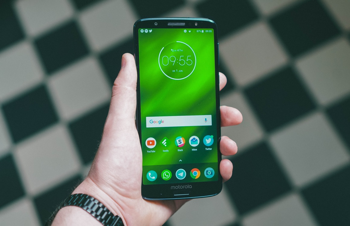 Downloaden: Motorola Moto G6 krijgt Android Pie-update