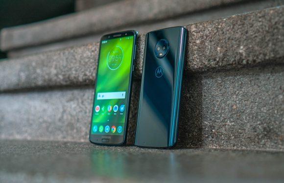 Deze Motorola-smartphones worden geüpdatet naar Android Pie