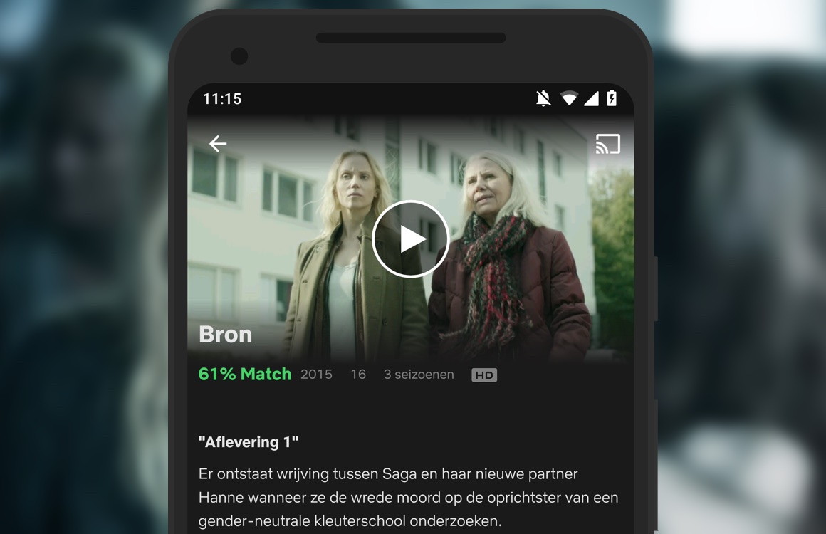 netflix gids android