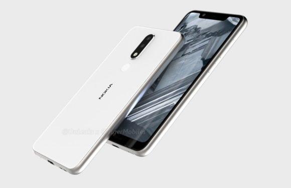 'Nokia 5.1 Plus met groter scherm en dubbele camera in de maak'