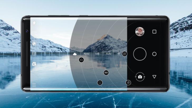 Nokia 8 Pro Camera-app