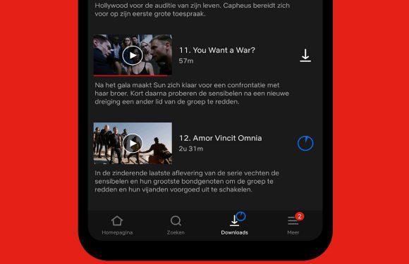 Met deze 4 streamingdiensten kun je offline films en series kijken