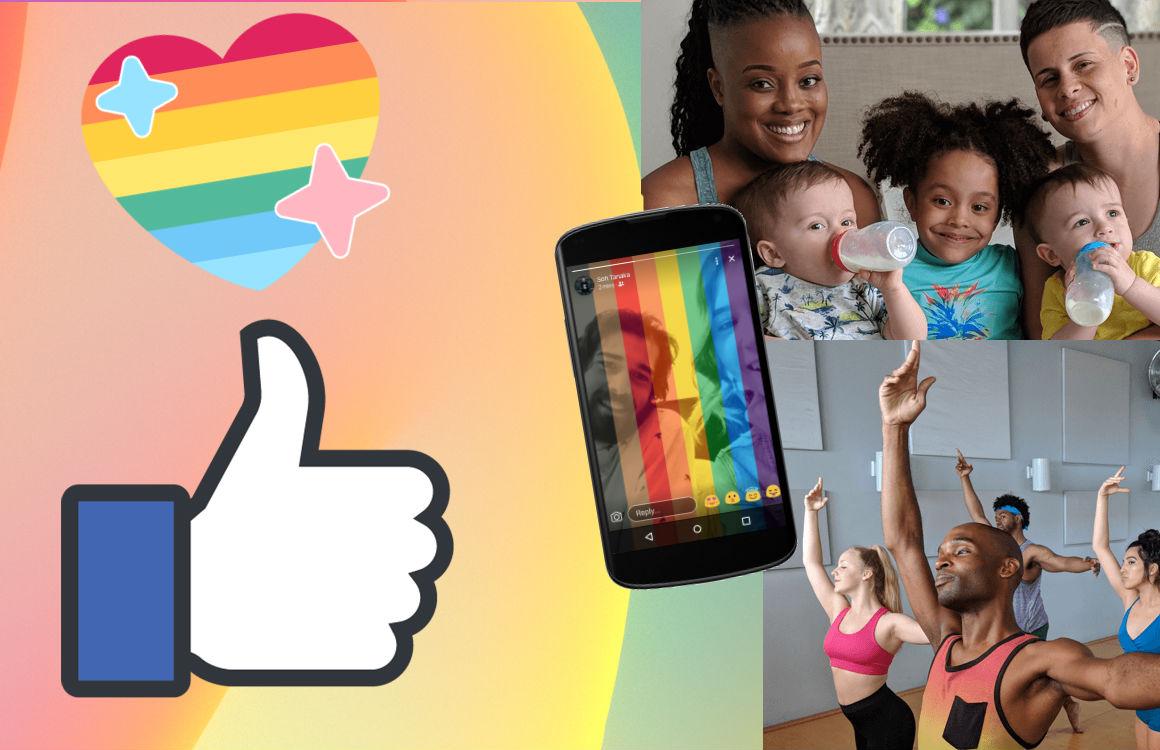 Dit doen Google en andere bedrijven voor Pride-maand 2018